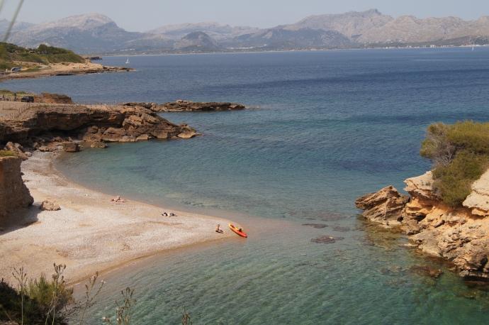 Majorka 2014 Półwysep La Vitoria